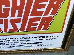 American Horror Story Hotel Production Prop Framed Movie Poster Angela Bassett