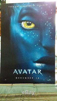 Avatar Original Lenticular Poster 27x40 Never Displayed