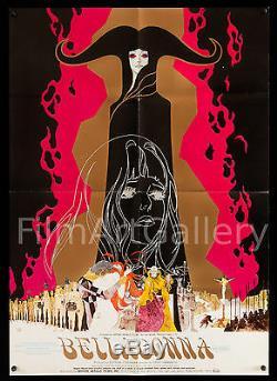 BELLADONNA OF SADNESS 1973 20x28 A Japanese/English Anime poster Filmartgallery