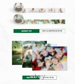BTS 2019 SEASONS GREETINGS Full Set DVD+Film+Poster PRE ORDER BENEFIT SEALED