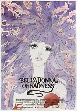 Belladonna of Sadness 2016 U. S. One Sheet Poster