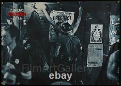 CRUISING 1980 rare 33x47 film poster Cool Gay leather bar image filmartgallery