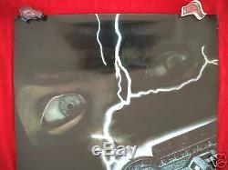 Child's Play 1988 Original Movie Poster 1sh Chucky Good Guys Doll Halloween Nm