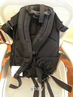 Crew Swag Minority Report Tom Cruise Spielberg Oakley Icon Black Backpack pac2