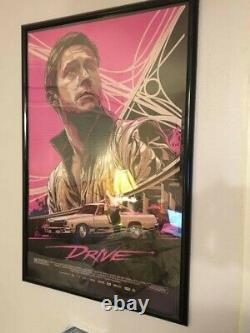 Drive Mondo Poster Print by Ken Taylor RARE