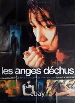 Fallen Angels Wong Kar Wai / Leon Lai Hong Kong -original Large Movie Poster