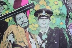 GET CARTER - original UK quad - 1971, Michael Caine, beyond rare