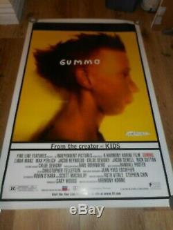 Gummo Original Ss Rolled Poster 1997 Harmony Korine