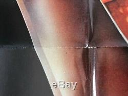 HALLOWEEN 1978 ORIGINAL 1 SHEET MOVIE POSTER 27x41 (VF) JOHN CARPENTER HORROR