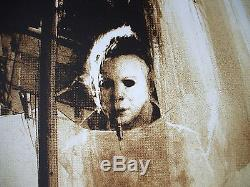 Halloween Mondo Original Movie Poster Art Print Jock Artist Proof Michael Myers