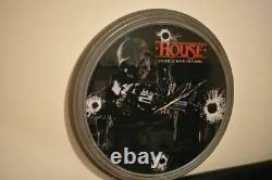 House HOUSE 2 Horror not screen used movie prop Clock Standee BIG BEN poster
