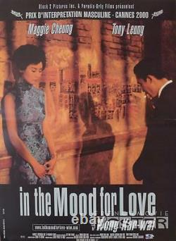 In The Mood For Love Wong Kar Wai / Leung / Cheung-original Small Movie Poster