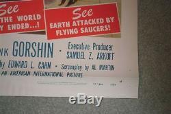 Invasion Of The Saucer Men Original 1957 Release