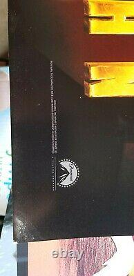 Iron Man 2nd Advance INTL Original Movie Poster Double Sided 27x40 VERY RARE