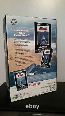 JAWS McFarlane Toys 3D Movie Poster Action Figure with original BOX MINT