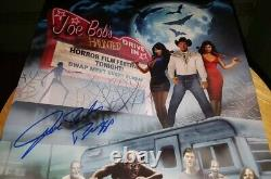 Joe Bob Briggs Haunted Drive In 11x17 Signed Poster