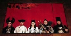 Leslie Cheung A Chinese Ghost Story Joey Wang RARE Hong Kong 1987 POSTER