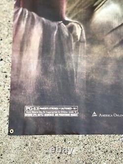 Lord of the Rings ROTK HUGE Vinyl Movie Banner 10' x 5' 2003 GENUINE Great Cond