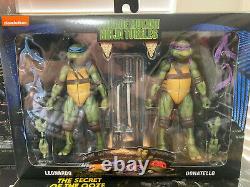 NECA TMNT Movie (Huge Lot) Tokka, Rahzar, Super Shredder, Casey Jones, Turtles