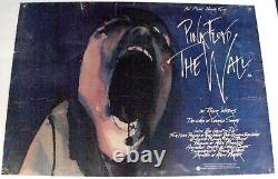 Pink Floyd The Wall Original Movie Poster