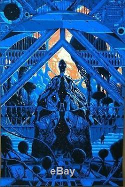 Planet Chamber Kilian Killian Eng Book Movie Poster Art Print Mondo Moebius