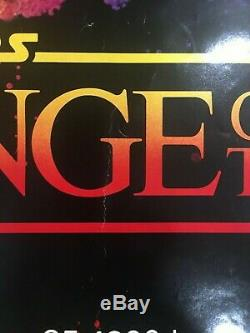 REVENGE OF THE JEDI 1982 27x41 Original 1-Sheet Movie Poster Rolled Excellent