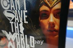 SDCC 2017 Justice League Signed Poster (PRICE DROP)