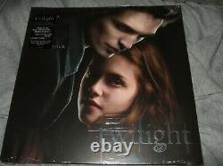 Sealed Twilight Original Motion Picture Disc Soundtrack 12 Vinyl Record Posters