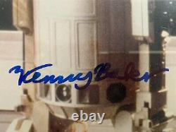 Star Wars Autographed Movie Poster Limited Edition #42/50 George Lucas. WithCOA