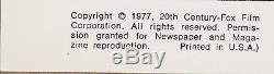 Star Wars Episode IV A New Hope 1st Print Original 8 Lobby Card Movie Set 1977