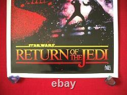 Star Wars Return Revenge Of The Jedi 1993 Original Movie Poster 10th Anniversary
