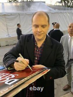 Stephen King's Doctor Sleep Cast Signed By Nine 11x17 Poster Autographed JSA COA