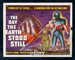 THE DAY THE EARTH STOOD STILL CineMasterpieces LOBBY CARD MOVIE POSTER