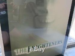 THE FRIGHTENERS 1996 RARE Original LENTICULAR 26x39.5 US Movie Poster M J Fox