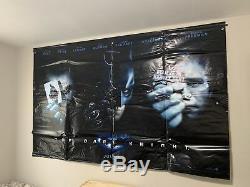 The Dark Knight Original Vinyl Movie Theater Banner